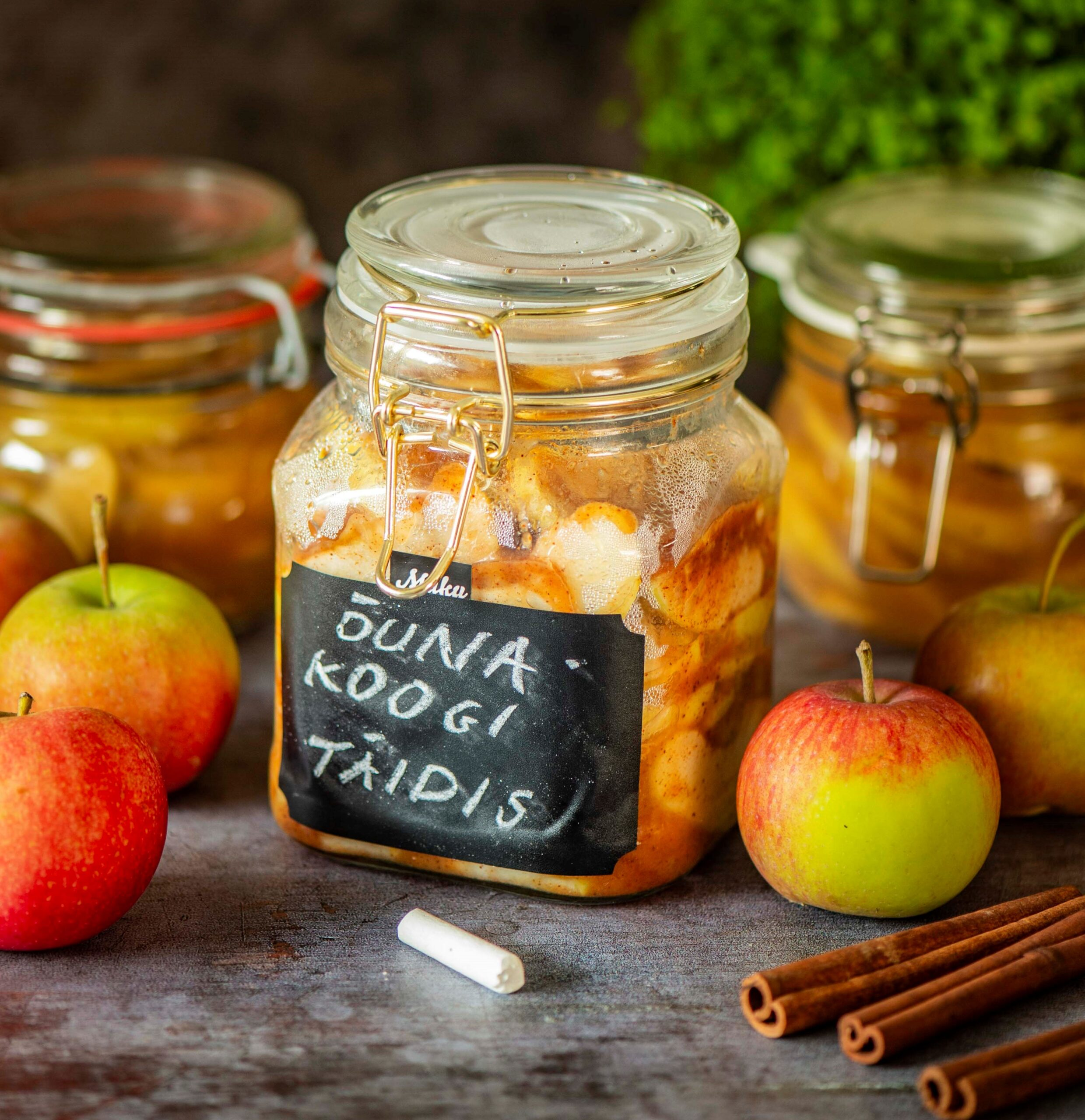 Tuuli Mathisen inspireerib:  õunahooaeg. Nutikas idee: valmista õunakoogitäidis.